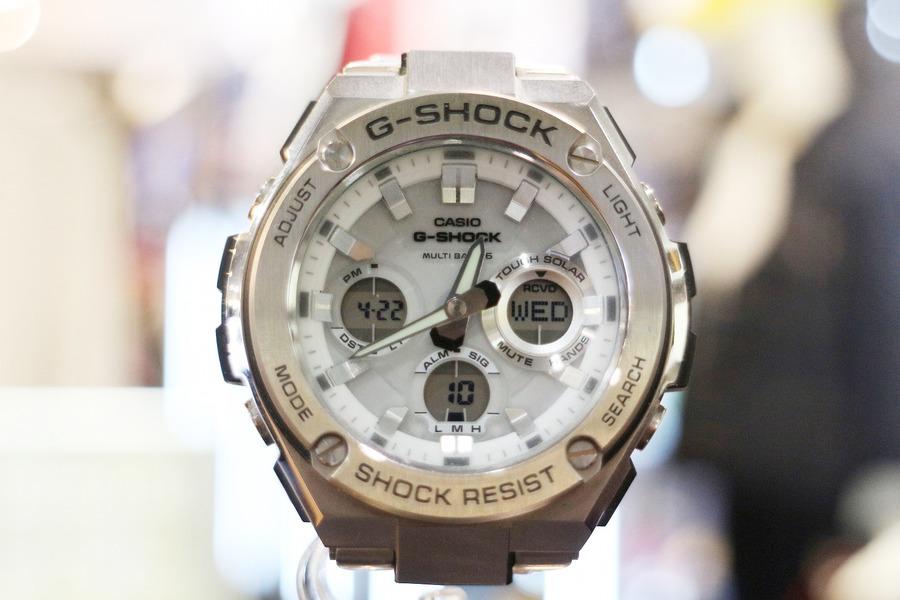 「ラグジュアリーブランドのCASIO G-SHOCK 」