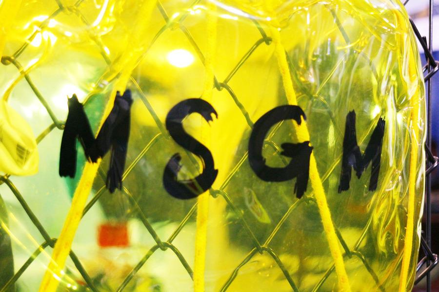 「インポートブランドのMSGM 」