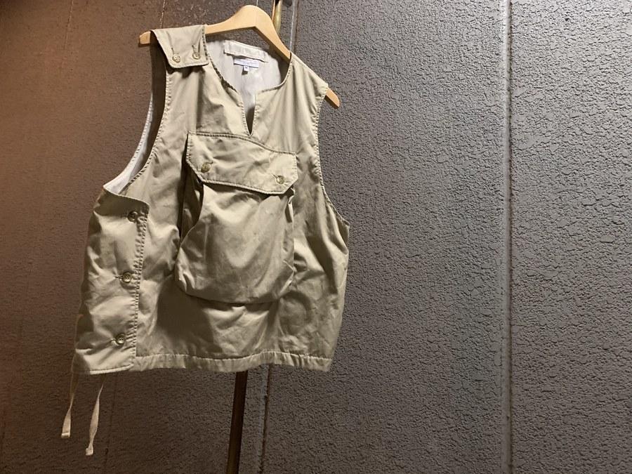 「ワークブランドのEngineered Garments 」