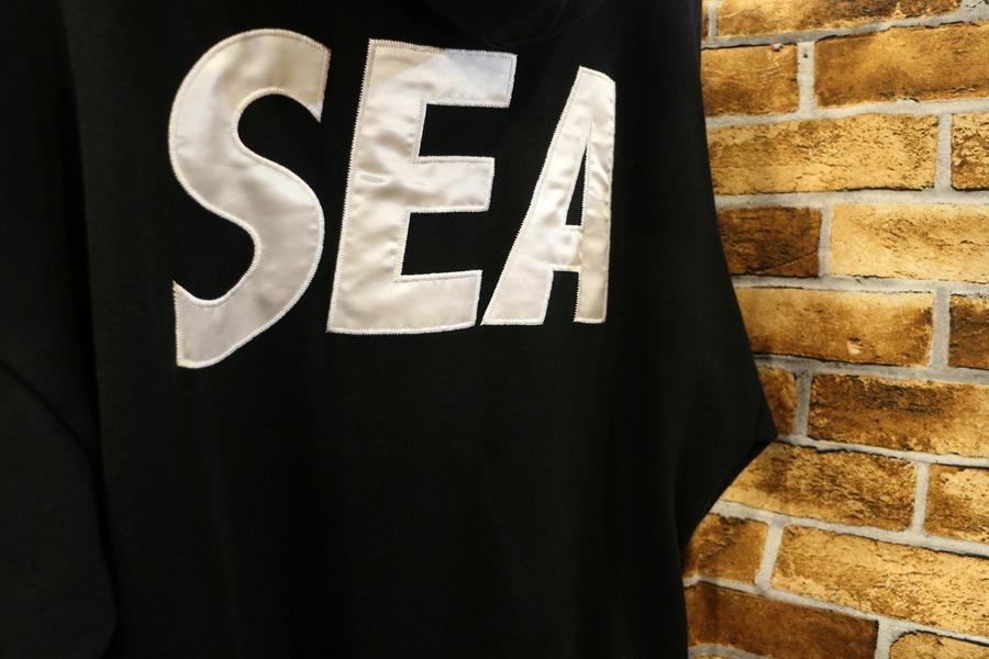 「ドメスティックブランドのWIND AND SEA 」