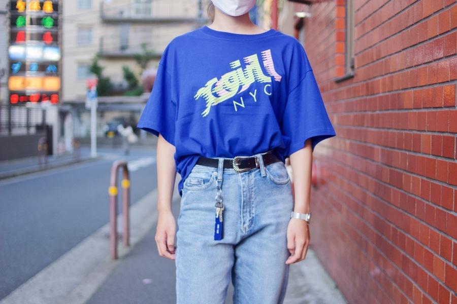 「ストリートブランドのX-girl 」
