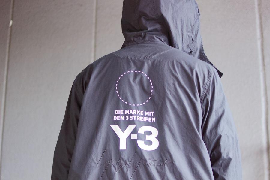 「ドメスティックブランドのY-3 」