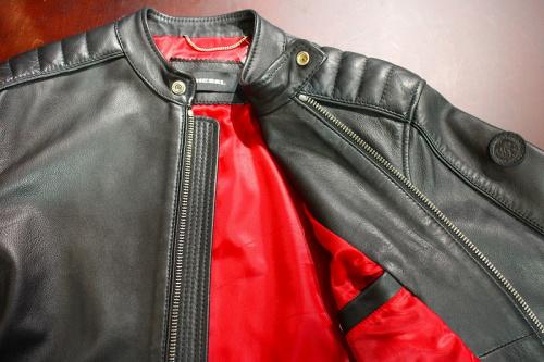インポートブランドのライダースジャケット