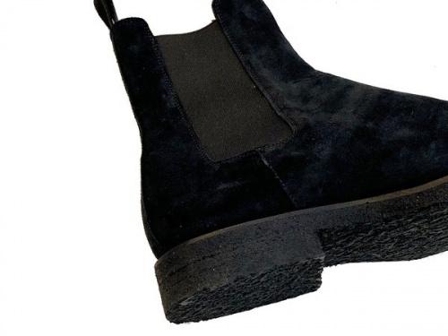 ノンネイティブのブーツ