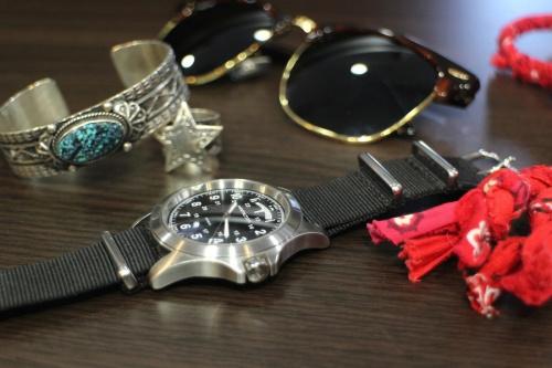 シルバーアクセサリー大募集の時計買取大募集
