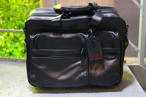 トゥミのキャリーバッグ