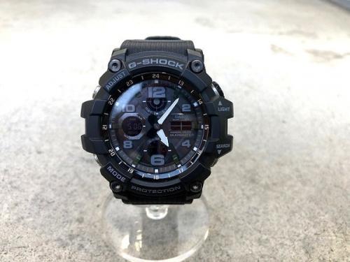 カシオ ジーショクの葛西 腕時計