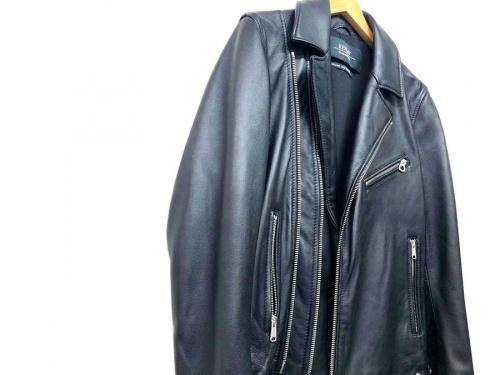 葛西 ライダースジャケットの葛西 レザージャケット
