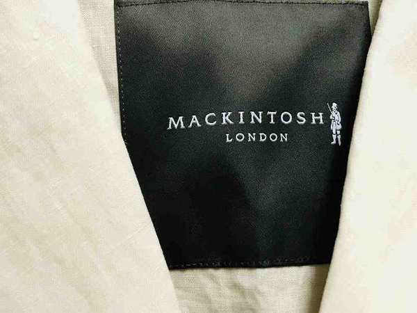 「キャリアファッションのMACKINTOSH LONDON 」