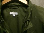 ミリタリー好き必見!Engineered Garments(エンジニアドガーメンツ)の18SSLoiter Jacketをご紹介。