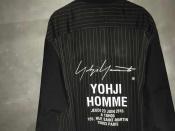 YOHJI YAMAMOTO(ヨウジヤマモト)スタッフシャツ入荷!
