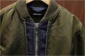 DIESEL(ディーゼル)より切替MA-1ジャケットをご紹介!!!