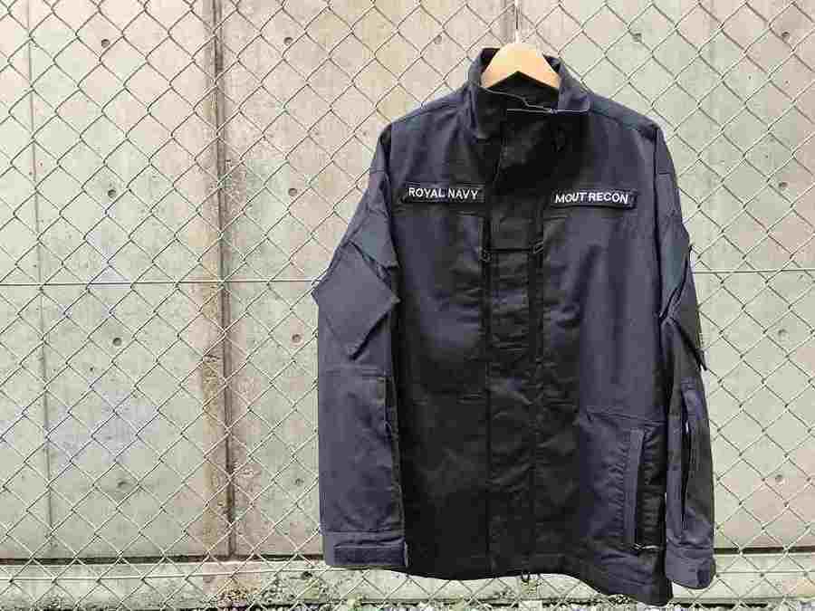 19ss【mout recon tailor×Royal Navy/マウトリーコンテーラー×ロイヤルネイビー】入荷