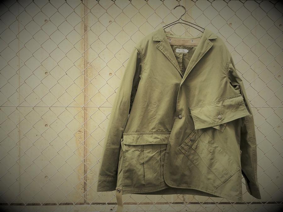 【TehuTehu/テフテフ】butterfly hunting jacket 2nd入荷