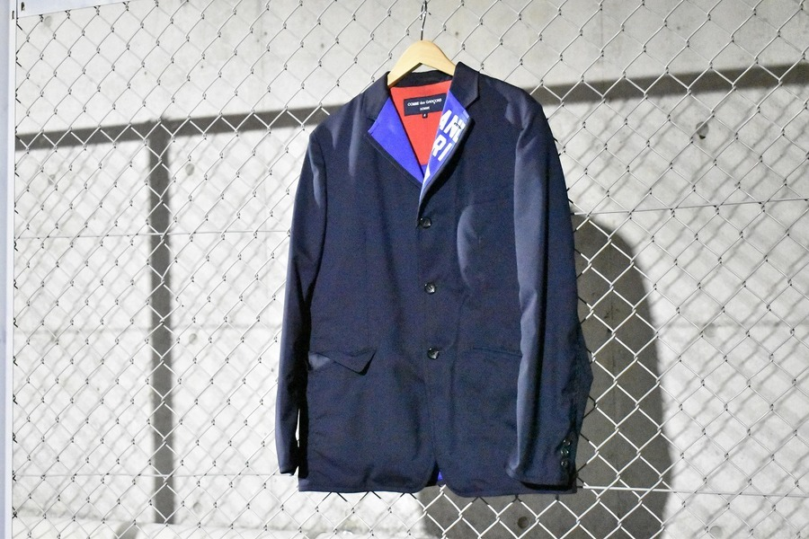 19AW【COMME des GARCONS HOMME/コムデギャルソンオム】入荷。