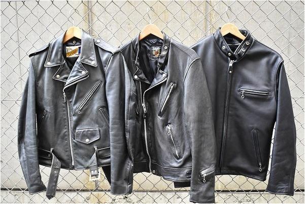 男が選ぶべき本物のライダースジャケットブランド【Schott/ショット】