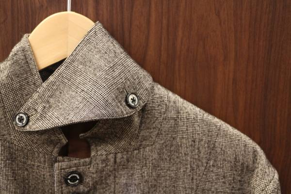 「マッキントッシュのハンティングジャケット 」