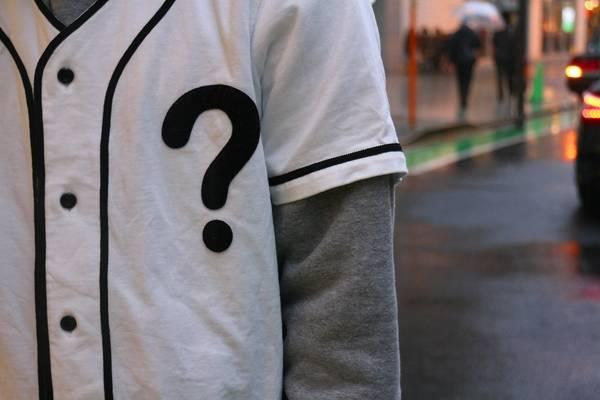 「ベースボールシャツの古着 」