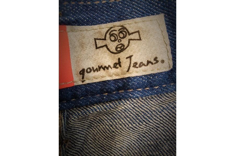 「ドメスティックブランドのgourmet jeans 」