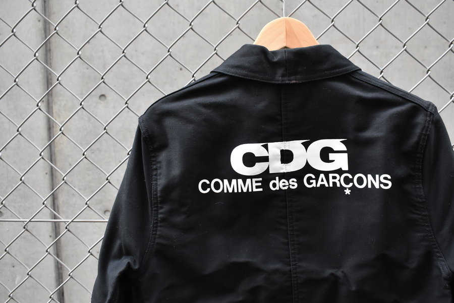 「ドメスティックブランドのGOOD DESIGN SHOP COMME des GARCONS × LE LABOUREUR 」