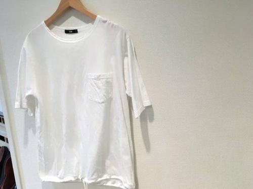 Tシャツ・カットソーのビッグシルエット