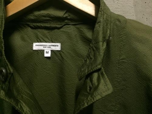 レアアイテムのEngineered Garments