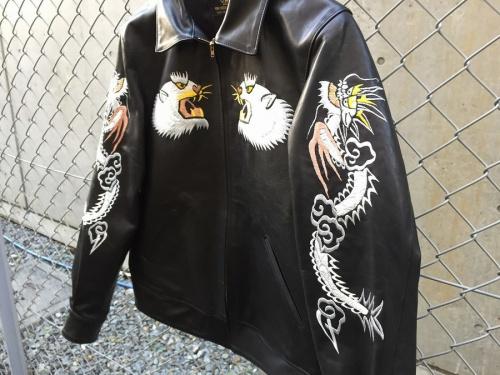 ファインクリークレザーズのレザージャケット