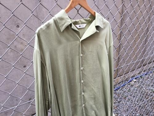 ソーイのシャツ