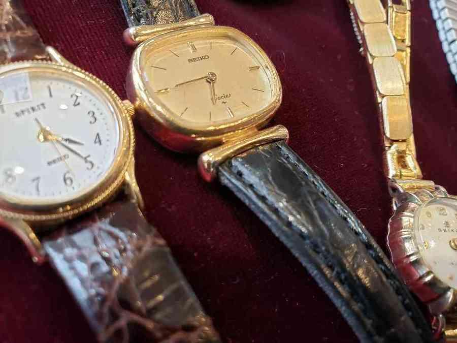 アンティークウォッチの腕時計