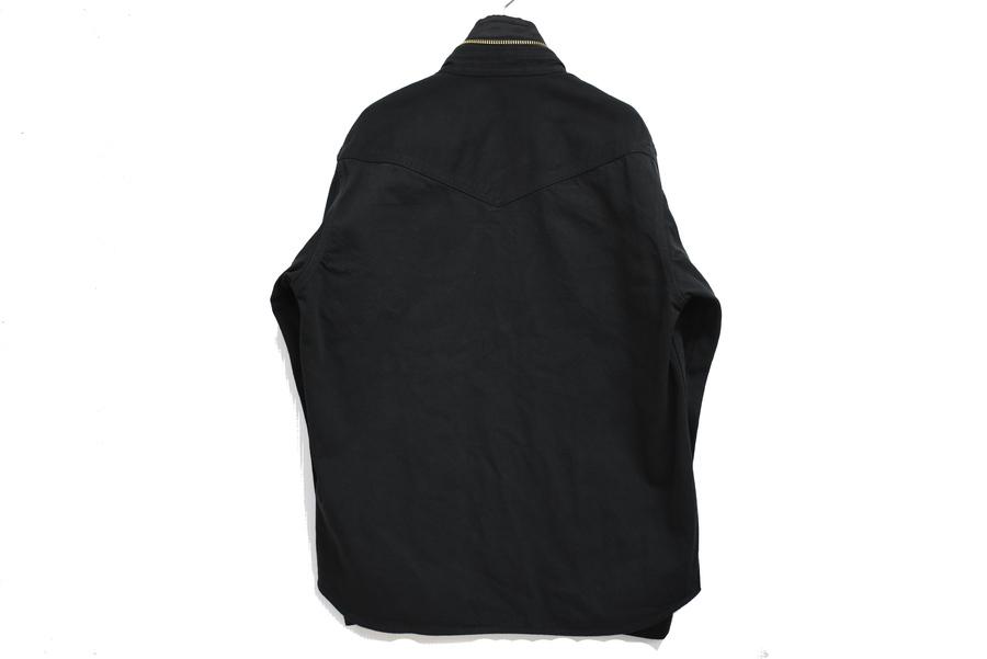 サカイのデニムジャケット