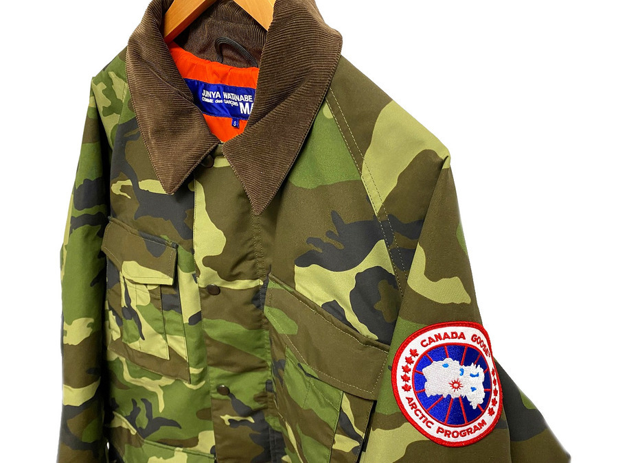 Tactical Jacketの18AW