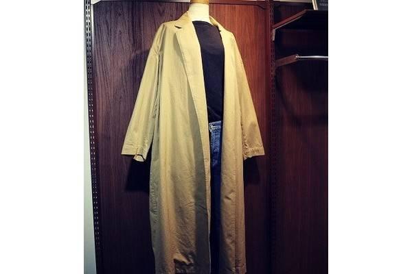 Deuxieme Classeドゥーズィエムクラスのこなれコート。【トレファクスタイル厚木店】
