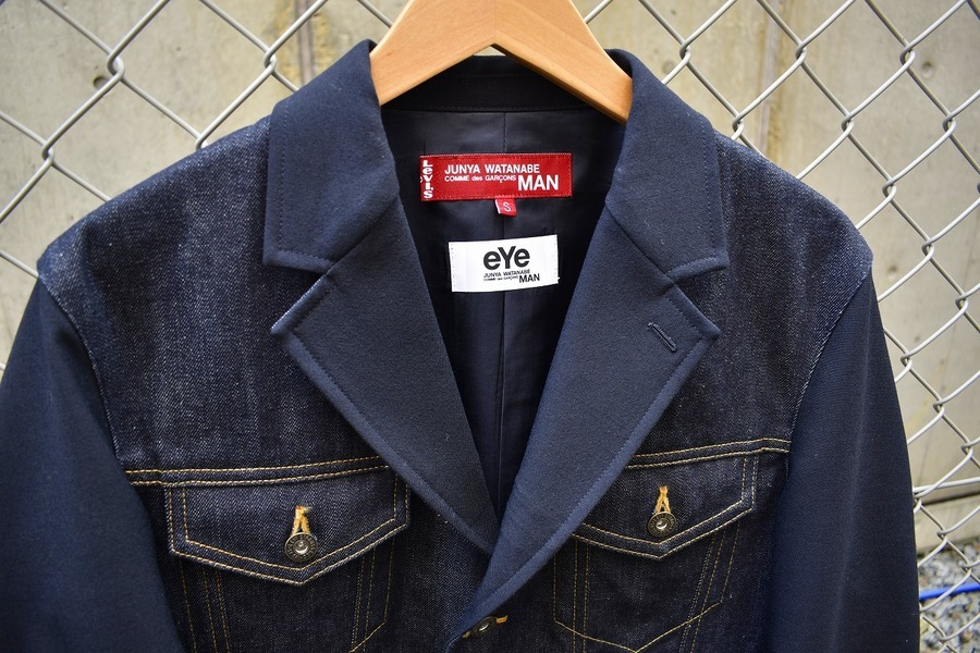 【eYe COMME des GARCONS JUNYA WATANABE MAN × Levi's】19AWアイテム入荷
