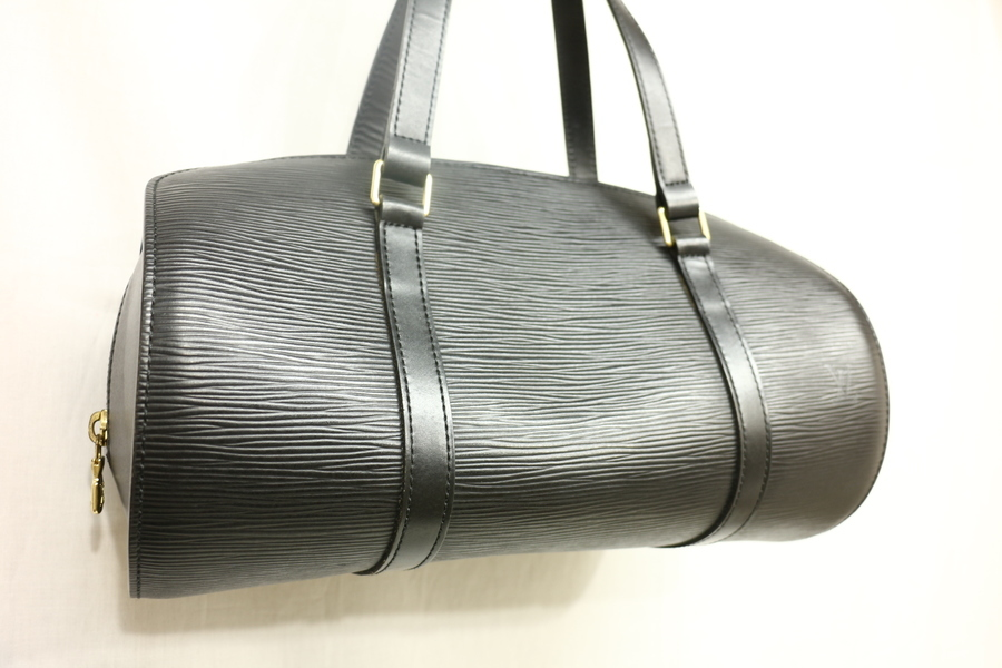 more photos 3ed89 20727 LOUIS VUITTON(ルイヴィトン)】ポーチ付パピヨン エピ M52222 ...