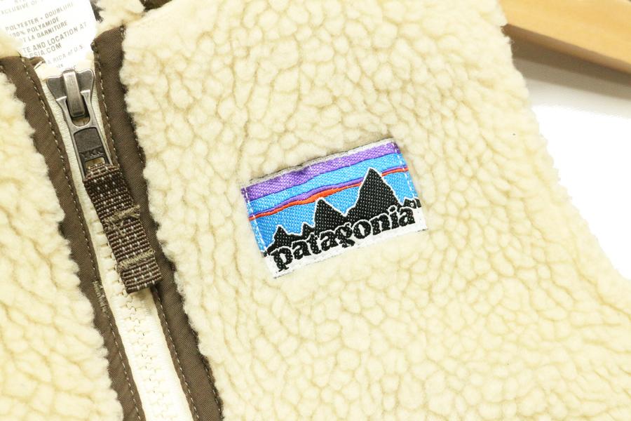 キッズアウトドアブランド買取強化中【patagonia(パタゴニア)】レトロXフリースベスト買取入荷しました