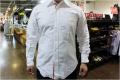 「メンズのボタンダウンシャツ 」