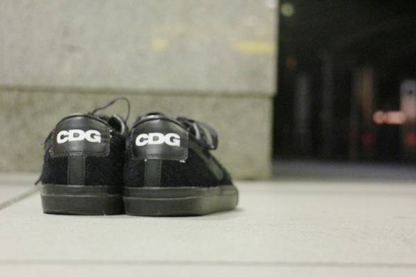 「NIKEのcomme des garcons 」
