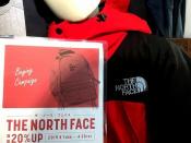 4/1〜4/30限定、THE NORTH FACE(ザノースフェイス)買取金額20%UPキャンペーン開催中!!