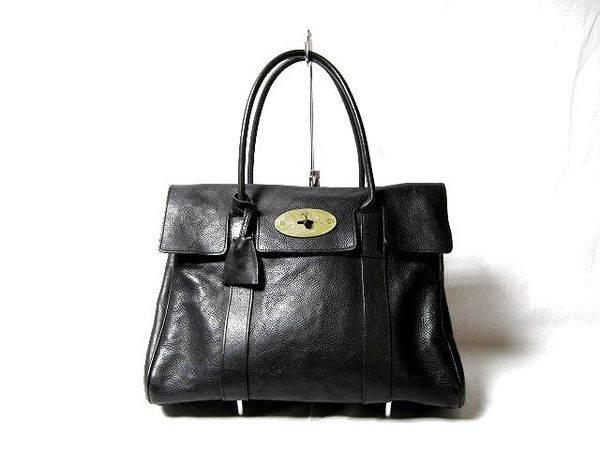 「マルベリーのレザーバッグ 」