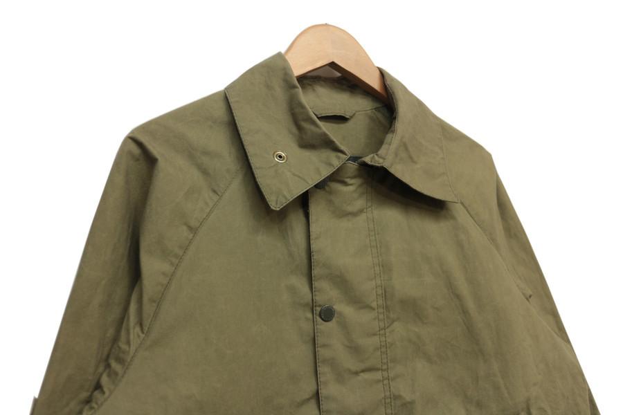「ドメスティックブランドのBarbour × Engineered Garments 」
