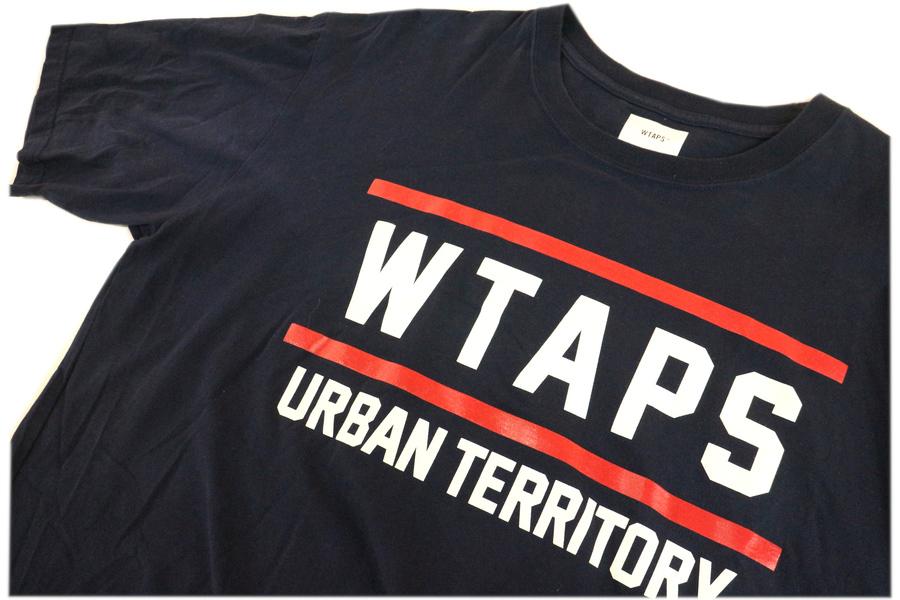 「ストリートブランドのW TAPS 」