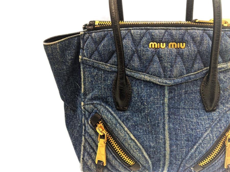 「ラグジュアリーブランドのMIU MIU 」