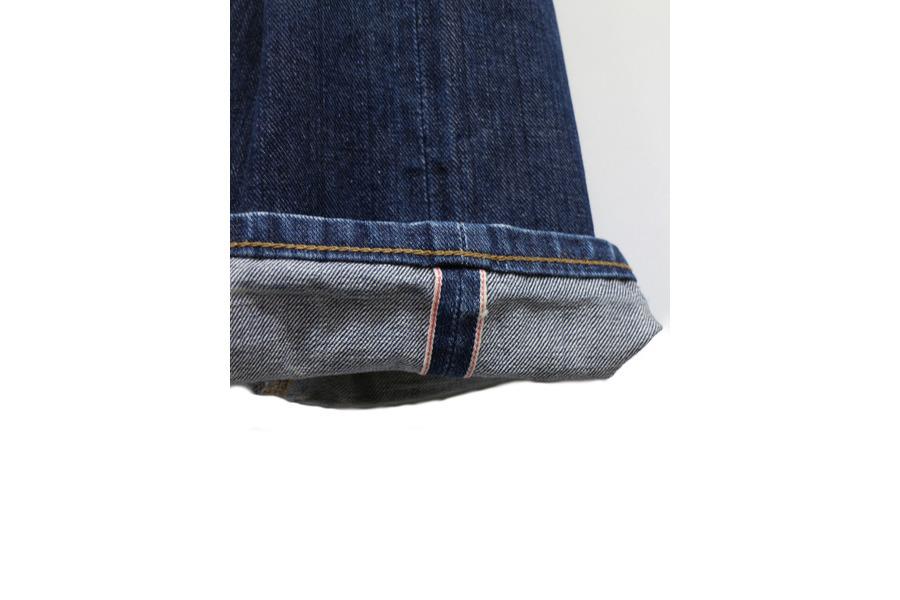 501本限定のmirror jean