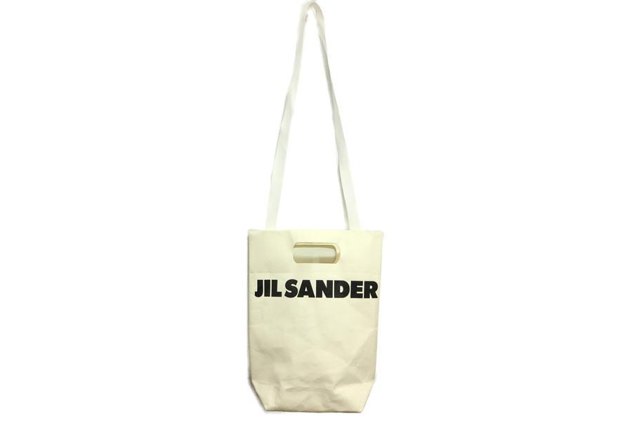 ジルサンダーのショッパーバッグ