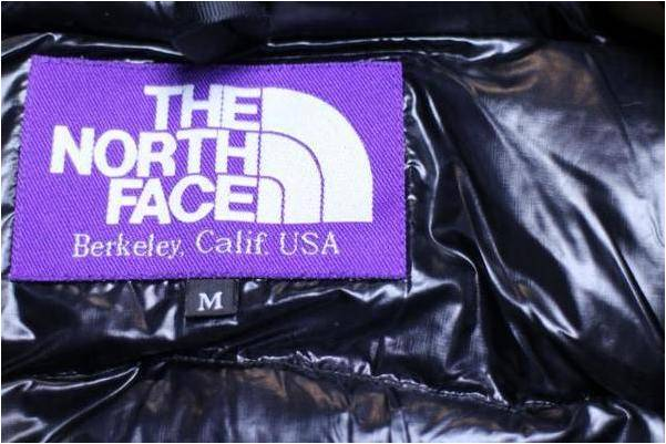 「THE NORTH FACEのTHE NORTH FACE PURPLE LABEL 」