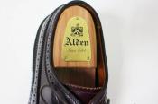 【通年買取強化ブランド】足に馴染み、美しい光沢が特徴のALDEN(オールデン)のコードバン入荷。