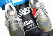 【New Balance】最高傑作と言われる1300の2015年復刻モデルM1300JP2 Made in USA入荷。