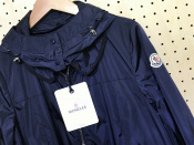 【LIMBERT NYLON JACKET】MONCLER/モンクレールより機能性・デザインともに優れた一着がまさかの未使用状態で入荷!!