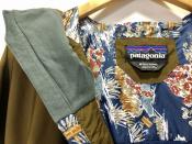 PATAGPONIA/パタゴニアよりデパータージャケット入荷。