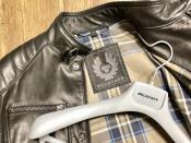 BELSTAFF/ベルスタッフ Weybridge Leather Jacket 入荷。